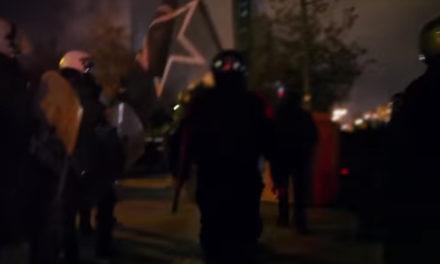 Για την σύλληψη και τον τραυματισμό μελών μας στην πορεία της 17 Νοέμβρη