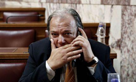 Σχετικά με την απόπειρα εισβολής στο γραφείο του βουλευτή Κ.Κατσίκη