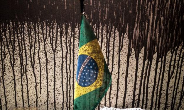 Παρέμβαση στην πρεσβεία της Βραζιλίας