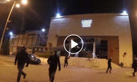 Επίθεση στα κεντρικά της Factory Outlet