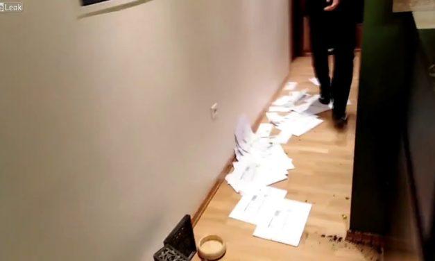Επίθεση στο δικηγορικό γραφείο Κάρολος Χανικιάν