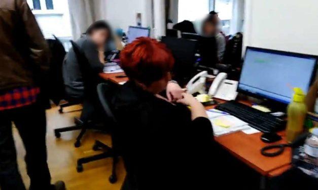 Παρέμβαση στο δικηγορικό γραφείο Ι. Χαρακτινιώτης & Συνεργάτες
