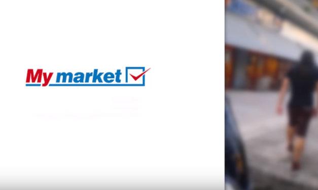 Βίντεο από παρέμβαση σε 4 mymarket για απόλυση εγκύου