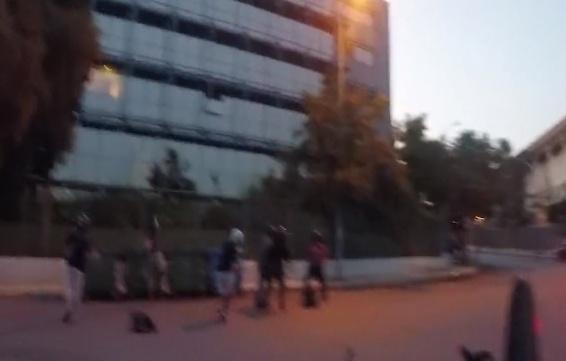 Βίντεο από την επίθεση στα κεντρικά της Siemens