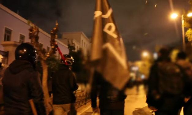 Για την πορεία του Πολυτεχνείου 2018  – Απρόκλητη βαρβαρότητα της ΕΛ.ΑΣ. του Σύριζα