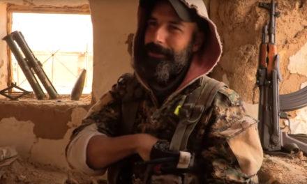 Συνέντευξη μέλους του Ρουβίκωνα που πολέμησε στις τάξεις του YPG