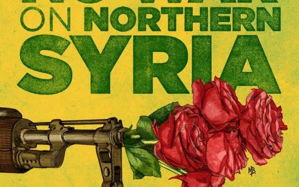 Κατάληψη Terra Incognita: Συγκέντρωση αλληλεγγύης στους συντρόφους που συνελήφθησαν σε δράσεις υποστήριξης της Κουρδικής αντίστασης