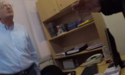 Βίντεο από την παρέμβαση στον Ευαγγελισμό ενάντια σε γιατρό που παίρνει φακελάκια
