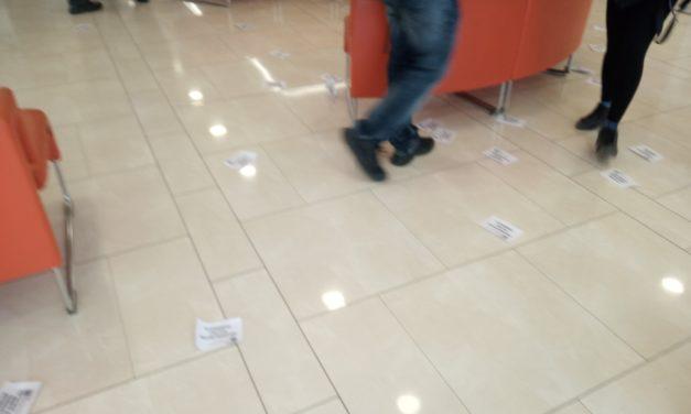 Παρέμβαση στα κεντρικά γραφεία της Βιοϊατρικής στην Κηφισίας