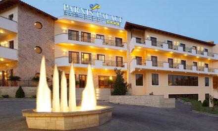 Παρέμβαση στο ξενοδοχείο Parnis Palace Hotel Suites στις Αχαρνές