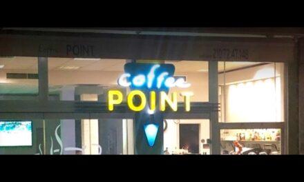 Παρέμβαση στο Coffee Point στην Καισαριανή
