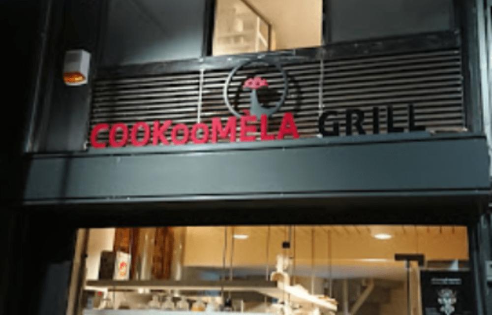 Παρέμβαση στο Cookoomela Grill στα Εξάρχεια