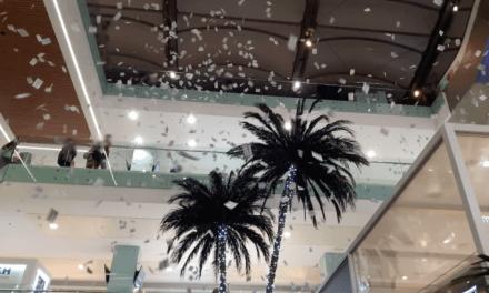 Παρέμβαση αλληλεγγύης στον Δ. Κουφοντίνα στο Athens Metro Mall