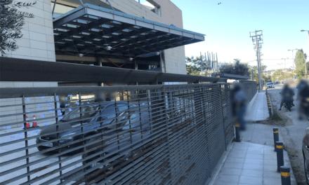 Παρέμβαση στα κεντρικά γραφεία του ομίλου Avax για τους δύο νεκρούς εργάτες